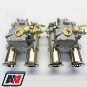 "Weber 45 DCOE 152 ""G"" Twin Carbs For 16 Valve Engines"